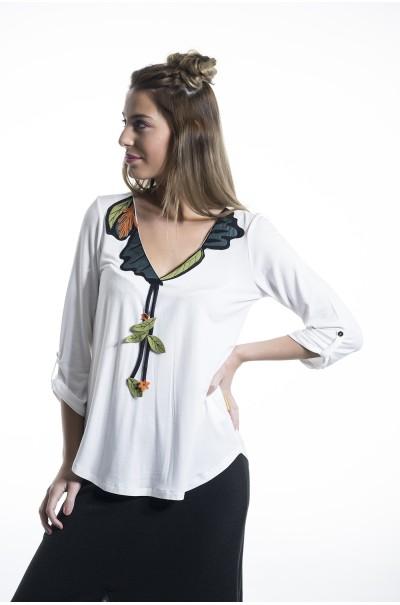 Camicia Blanquina